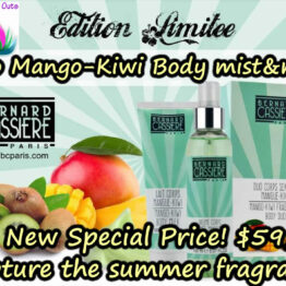 mango kiwi fragrance beauty inside outs spa bonaire